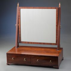 George IV Dressing Mirror