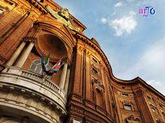 Palazzo Carignano  (foto di ©arTOblog)  #torino #italy #architecture