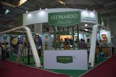 #LeonardoOliveOil Creates an Experiential Zone at India International Trade Fair 2017