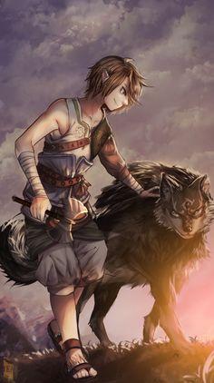「Link,Twilight Princess」/「イクラム」のイラスト [pixiv]