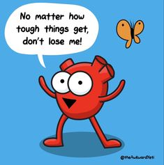 Heart And Brain Comic, The Awkward Yeti, Akward Yeti, Funny Adult Memes, Dear Self, Quotes That Describe Me, Something To Remember, Christian Humor, Happy Words
