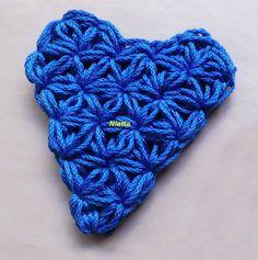 Heart Valentine Ornament - Pendant