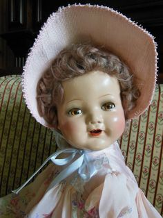 Lovely American Character Chuckles doll