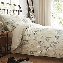 Walton Green Bed Linen Collection