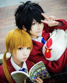 My Little Monster Epic Cosplay Awesome Cosplay Anime Cosplay Couples Cosplay Belle
