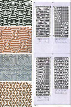 jaquard pattern