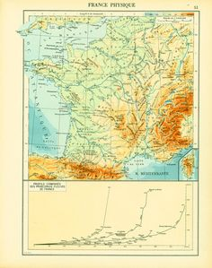 Large size poster astronomy map taken from a french geographic map taken from a french geographic atlas published in paris in original print not a copy the reverse side is printed with black and white photos on the gumiabroncs Images