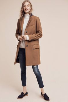 Parker Coat - A style that will last.