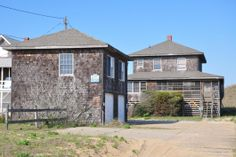 Hisers. Enjoy the history of this charming, rustic, historic cottage in Nags Head. Featuring the Old Nags Head style cottage, 5 brs, 3 baths. Oceanfront. http://www.villagerealtyobx.com/outer-banks-vacation-rentals/hiser