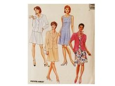 McCall's Sewing Pattern No 8103 by cleardiscounts on Etsy, $3.00