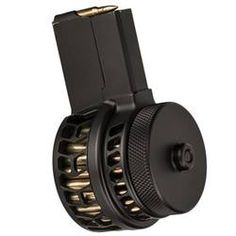 X Products AR-15 drum mag