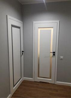 Interior Door Styles, Door Design Interior, Bathroom Interior, Interior Design Living Room, Door Gate Design, Wooden Door Design, Wooden Doors, Modern Entry Door, Modern Exterior Doors
