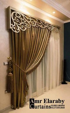 Here are the Home Curtain Ideas For Interior Design. This post about Home Curtain Ideas For Interior Design was posted under the category by our team at May 2019 at am. Hope you enjoy it and don't forget . Living Room Designs, Living Room Decor, Bedroom Decor, Rideaux Design, Home Curtains, Curtain Designs, Curtain Ideas, Ceiling Design, Home Interior Design