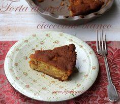Le pellegrine Artusi: Torta di mele e cioccolato bianco