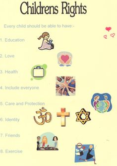 Children's Rights | Children's Rights by Shreya