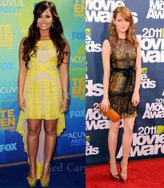 encaje en contraste Trends, Lace, Beauty Trends