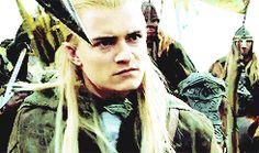 You do not mess with Legolas Thranduilion's dwarf.