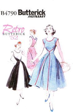 1000 Images About Diy Sewing Butterick 4790 Pattern