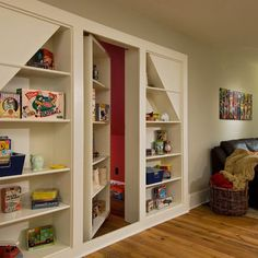 Hidden Kid Space Design Ideas, Pictures, Remodel, and Decor