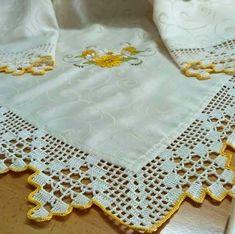 Tereza Campos's media content and analytics Crochet Chart, Crochet Motif, Crochet Doilies, Crochet Home, Love Crochet, Crochet Baby, Knit Crochet, Crochet Boarders, Crochet Free Patterns