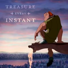 Hunchback of Notre Dame has possibly one of the best messages ever in a movie… Disney Pixar, Walt Disney World, Disney And Dreamworks, Disney Animation, Disney Love, Disney Magic, Disney Stuff, Disney Sidekicks, Disney Characters