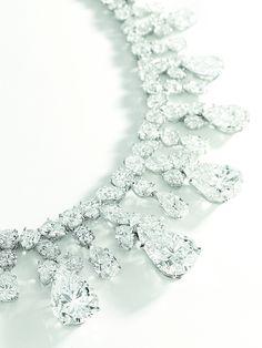 A Magnificent Diamond Necklace, Harry Winston.