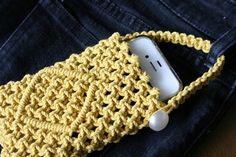 Iphoneケース(黄色)