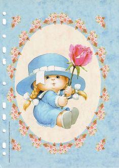 Illustrator Ruth Morehead Postcards