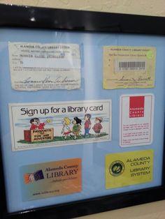 Library cards through the decades. Dublin Library, County Library, Library Cards, Amazing Adventures, Fun, Hilarious
