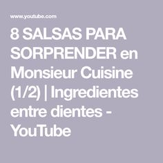 Food, Peppercorn Sauce, Lemon Sorbet, Food Processor, Creative Food, Cook, Essen, Meals, Yemek