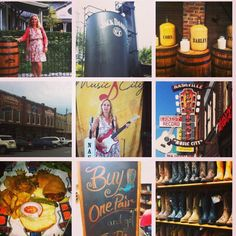 Blandet billeder fra Nashville 27❤️