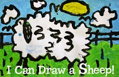 I Can Draw a Sheep! ~ Deep Space Sparkle