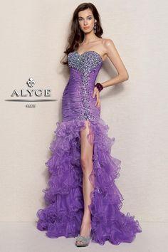 Alyce Prom Dress 6037