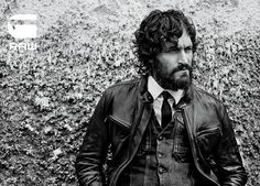 Vincent Gallo for Gstar Raw...as much as I dislike this brand, they finally did something right...lazy but right