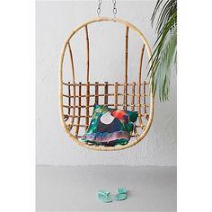 Egg Chair, Bruin