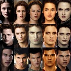 Bella,Edward,Jacob