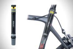 Topeak Made a Mini-Pump You Can Stash Inside Your Bike Frame