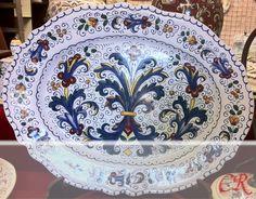 Vassoio ovale | Ceramiche Rinascita