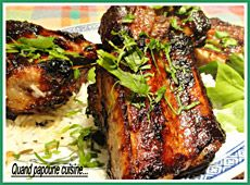 Travers+de+Porc+grillés ++    cuisineregionale.fr+de+vraies+recettes+réalisées+par+de+vrais+internautes