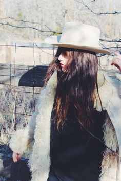 Fall:Tell my Man I'll be okay I got to truck on before the wind blow hard n I got on my hat for him cause he says it sure do look good on ya honey -Allisha B.xo