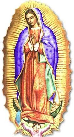 Saint Charles Borromeo Catholic Church of Picayune, MS - Devotion - Patron Saints - Our Lady of Guadalupe Divine Mother, Mother Mary, Religious Images, Religious Art, Religious Education, Mary Magdalene And Jesus, Saint Charles Borromeo, Lady Of Fatima, Queen Of Heaven