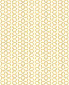 Graham & Brown Superfresco Easy Helice Geometric Design Yellow Decorative Wallpaper - 10m | Wickes.co.uk