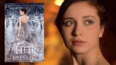 Book Trailer: The Heir (The Selection #4) by Kiera Cass  -On sale May 5th 2015 by HarperTeen -Twenty years ago, America Singer entered the Selection and won Prince Maxon's heart. Now the time has come for Princess Eadlyn to hold a Selection of her own. Eadlyn doesn't expect her Selection to be anything like her parents' fairy-tale love story. But as the competition begins, she may discover that finding her own happily ever after isn't as impossible as she always thought.