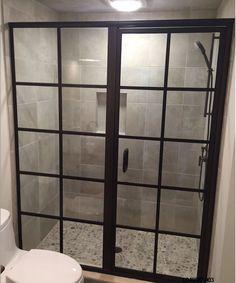 Gallery - GlassCrafters Blog Modern Shower, Modern Bathroom, Bathroom Ideas, Shower Enclosure, Shower Doors, Showroom, Architecture, Gallery, Blog