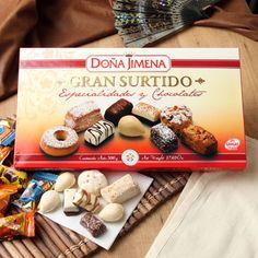 Dona Jimena Gran Surtido Chocolates