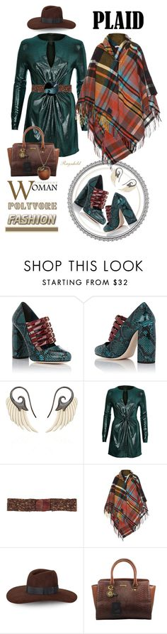 """Dress this Shoes!"" by ragnh-mjos ❤ liked on Polyvore featuring Miu Miu, Noor Fares, River Island, Cocobelle, Vivienne Westwood Anglomania, Rebecca Minkoff and Emi Jewellery"