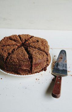 Brooklyn Blackout Cake