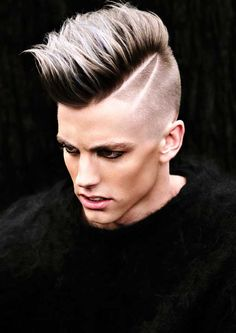 100 Stately Short Haircuts for Men 2019 Hair Men Style, Hair And Beard Styles, Mens Hair Colour, Hair Color, Short Hair Cuts, Short Hair Styles, Mens Hair Trends, Boy Hairstyles, Hair Today