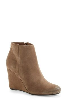 Dolce+Vita+'Garim'+Wedge+Bootie+(Women)+(Nordstrom+Exclusive)+available+at+#Nordstrom