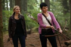 Emma Swan and Mary Margaret Blanchard #OUAT #OnceUponATime